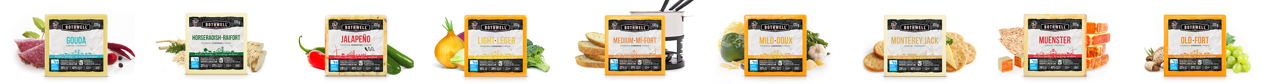More Bothwell Products