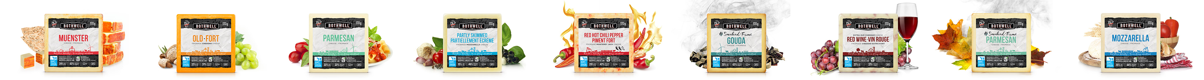 Even More Bothwell Products