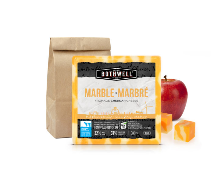 Image for Block – Marble Cheddar