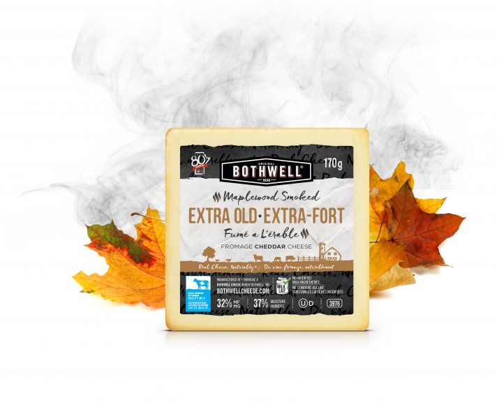 Image for Block – Maple Smoked Extra Old Cheddar