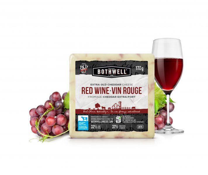 Image for Block – Red Wine Extra Old Cheddar
