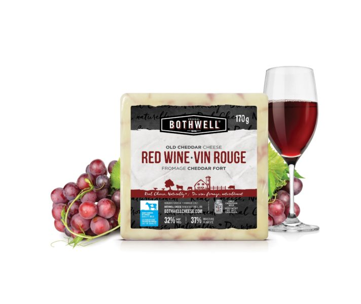Image for Block – Red Wine Old Cheddar