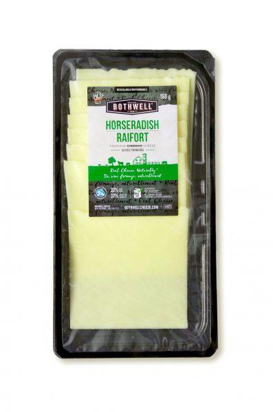 Image for Sliced – Horseradish Cheddar