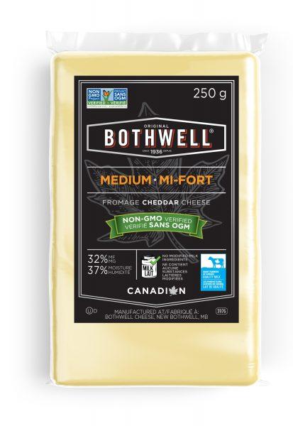 Image for Non-GMO Project Verified Medium White Cheddar