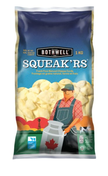 Image for Curds – SqueaK'rs White