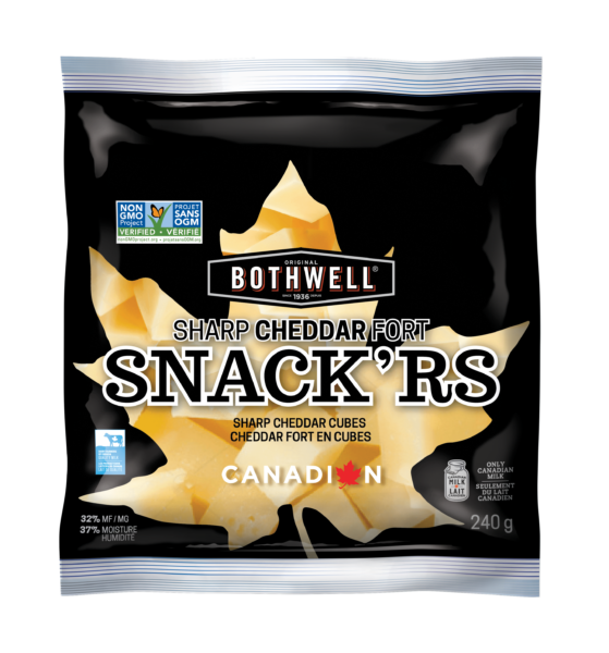 Image for Sharp Cheddar SNACK'RS