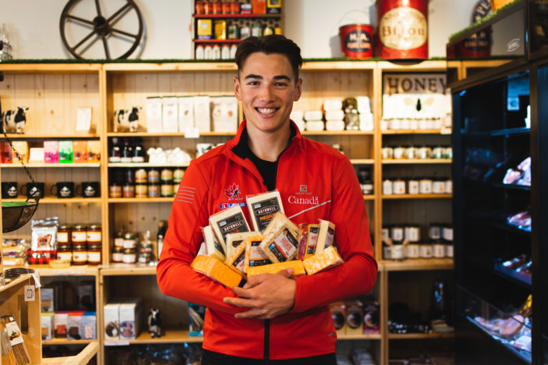 Lucas Smith visits Fromagerie Bothwell in Winnipeg