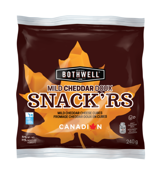 Image for SNACK'RS – Mild Cheddar