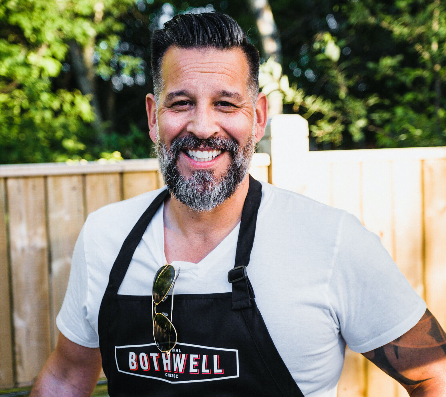 Cooking With Chef John Bothwell Cheese