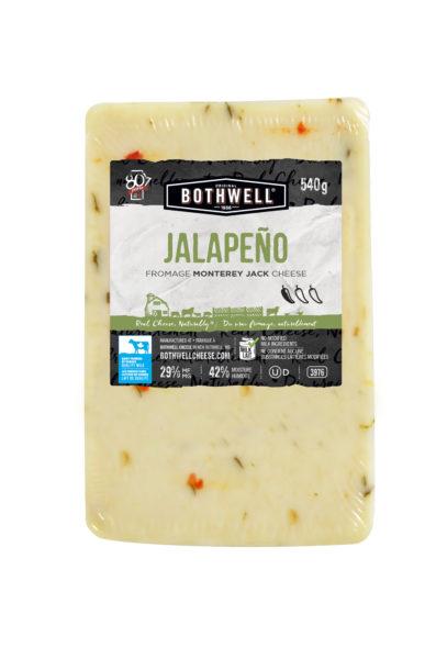 Image for Large Block – 540g Jalapeño Monterey Jack
