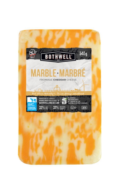 Image for Large Block – 540g Marble Cheddar