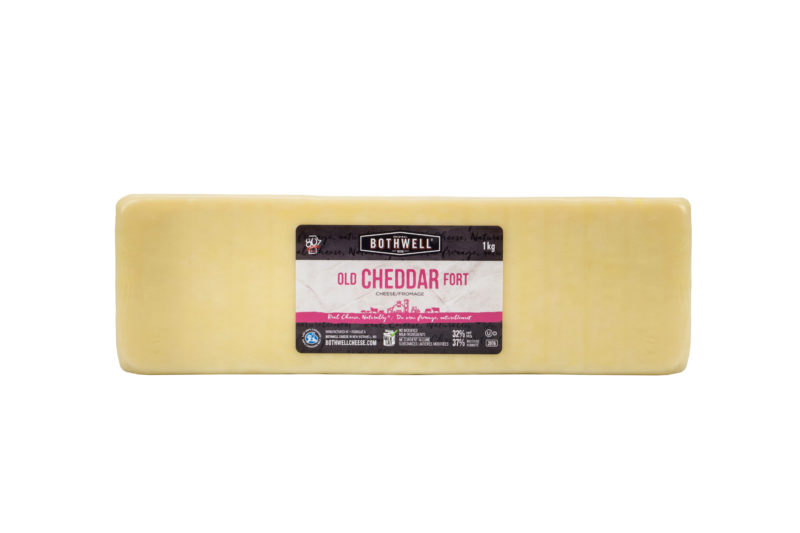 Image for Large Block – Old Cheddar Block 1kg (Costco)
