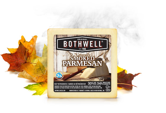Image for Block – Smoked Parmesan