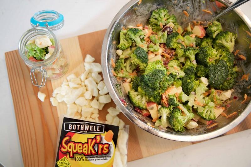 Broccoli Salad - Bowl